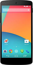 Android-Handy Google-Nexus-5