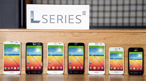 LG L-Serie L40 L70 L90